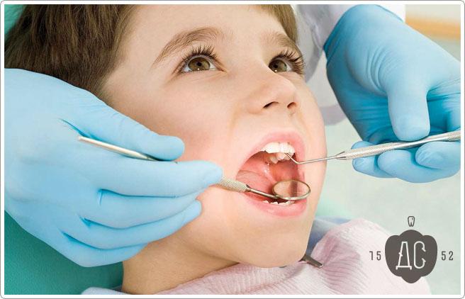 Детская стоматология без слёз и страха