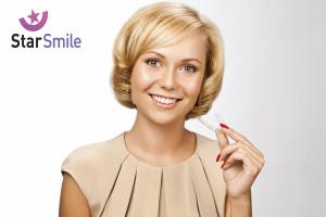 Исправление прикуса - невидимые прозрачные капы-элайнеры Стар Смайл (Star Smile) в стоматологии, Москва