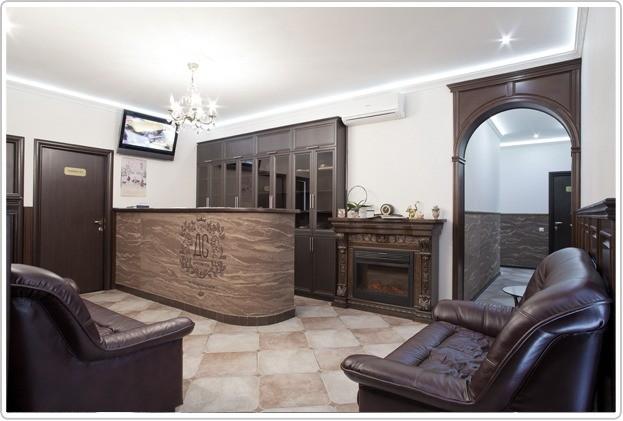 Уютный интерьер стоматологии